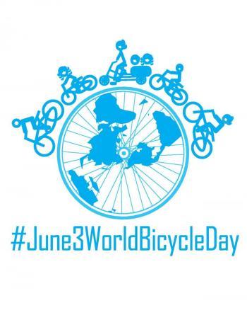 Der 3. Juni ist Tag des Fahrrads!